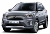 Чехлы на Hyundai Creta 2016-2021 г.в.