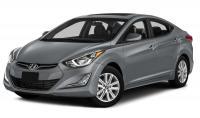 Чехлы на Hyundai Elantra 5 (MD) 2011-2016 г.в.
