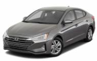 Чехлы на Hyundai Elantra 6 (AD) 2019-2020 г.в.