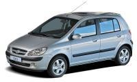 Чехлы на Hyundai Getz 2002-2011 г.в.