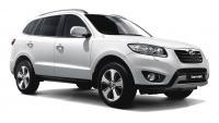 Чехлы на Hyundai Santa Fe 2006-2012 г.в.