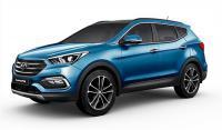 Чехлы на Hyundai Santa Fe 2012-2018 г.в.