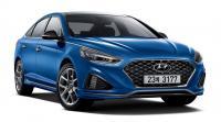 Чехлы на Hyundai Sonata 7 (LF) 2017-2019 г.в.