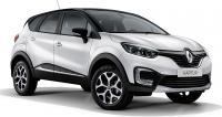 Чехлы на Renault Kaptur 2016-2021 г.в.